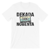 Dekada Nobenta | OPM Rock Mixtape Men/Unisex T-Shirt