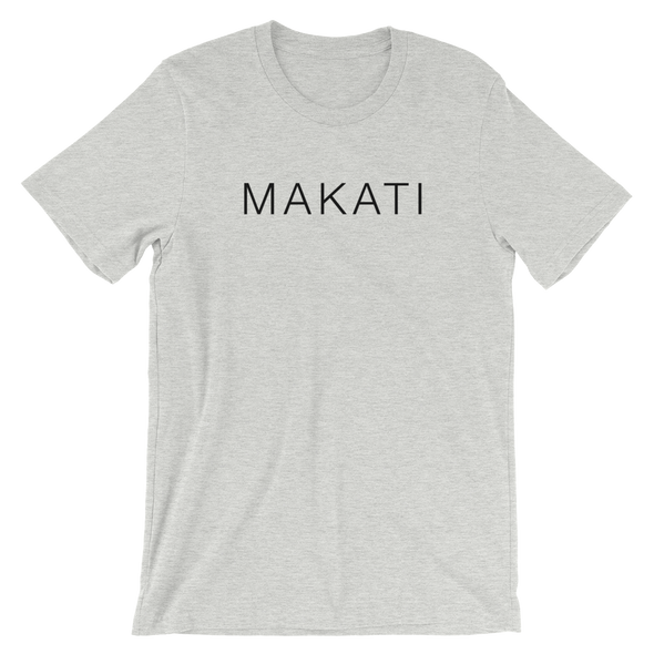 Makati Short-Sleeve Unisex T-Shirt