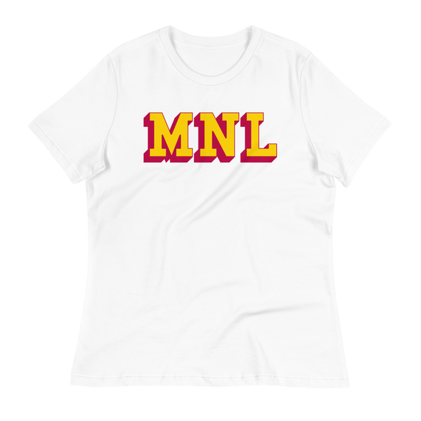 MNL College Women's Relaxed T-Shirt