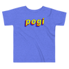 Pogi Toddler Short Sleeve Tee