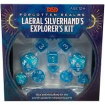 Dungeons and Dragons Forgotten Realms Laeral Silverhands Explorers Kit