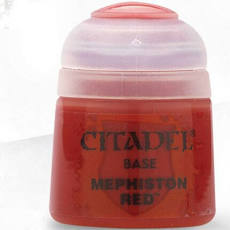 Mephiston Red