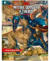 D&D: Mythic Odysseys of Theros
