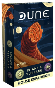 Dune: Ixians and Tleiaxu House Expansion
