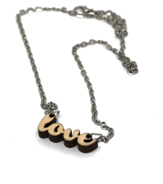 The Love Necklace...For Lovely Lovers!
