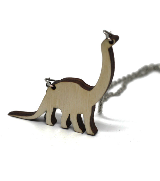 The Brachiosaurus Necklace