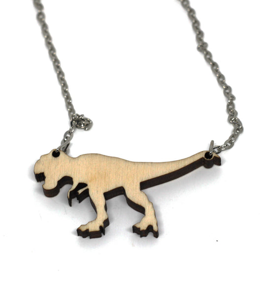 The T-Rex Necklace