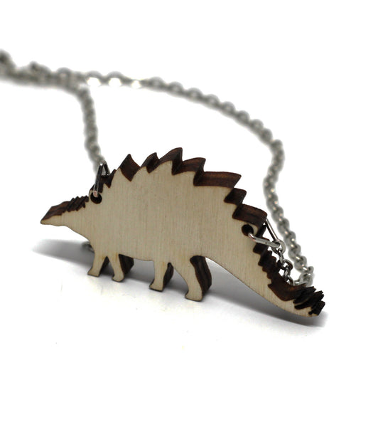 The Stegosaurus Necklace