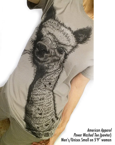 Limited Edition Alpaca T-shirts