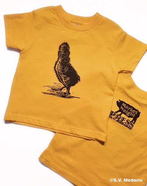 Limited Edition Polish Chick: Toddler & Youth tees
