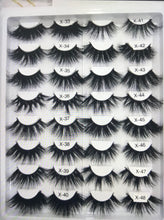Load image into Gallery viewer, 25mm Eyelash Wholesale