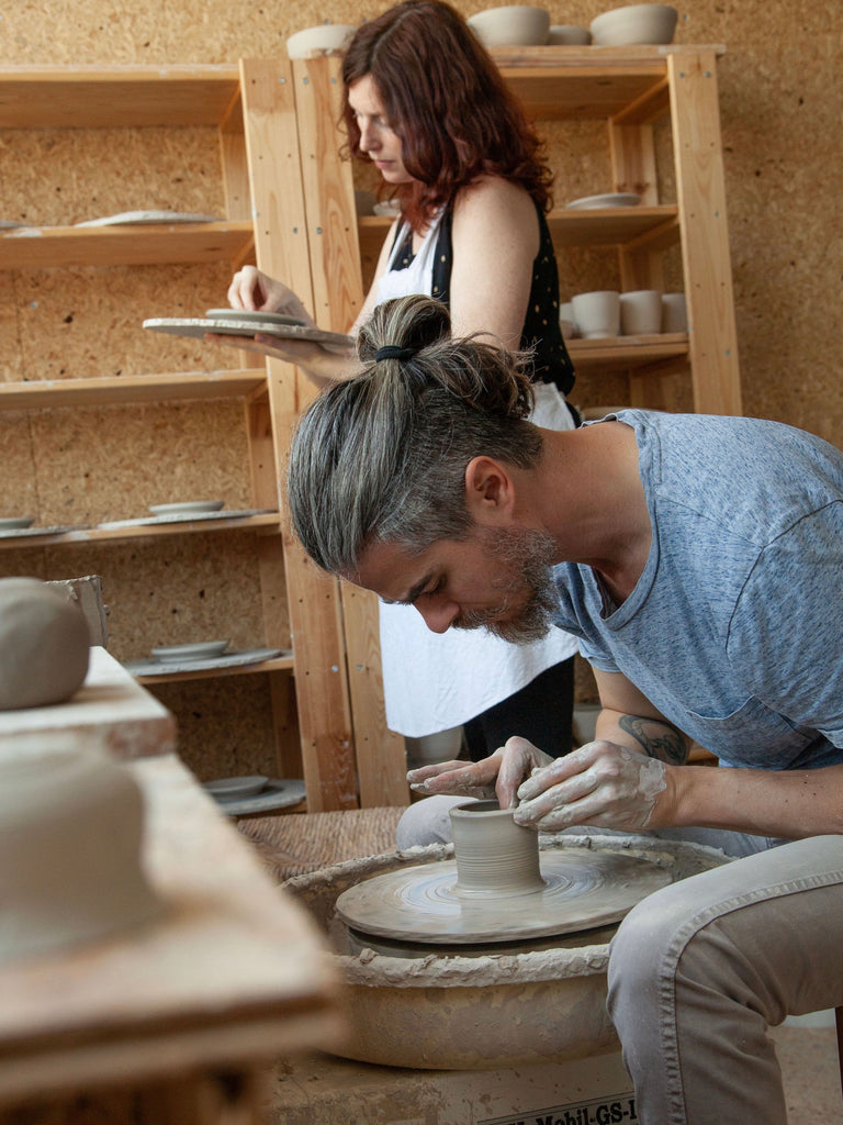 Keramik Hartmud Studio Ceramics Makers Movement Nordans