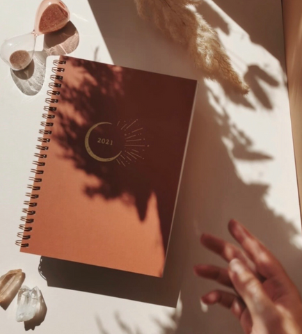 MOON MAGIC - MOON PLANNER 2021 - LORI X ANNA