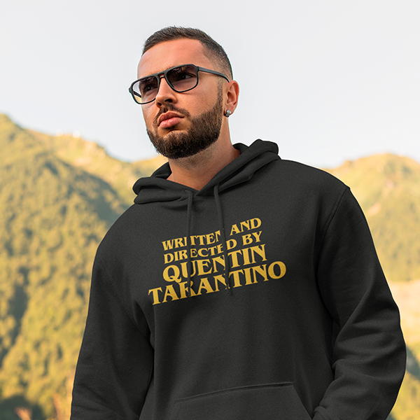 Quentin Tarantino - Hooded Sweatshirt