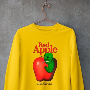 Red Apple - Sweatshirt