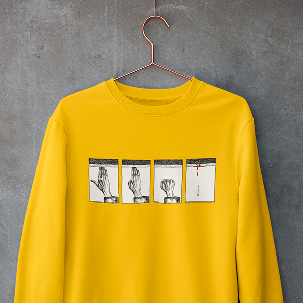 Kill Bill - Crewneck Sweatshirt