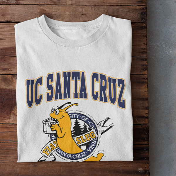 UC Santa Cruz - Pulp Fiction T-Shirt