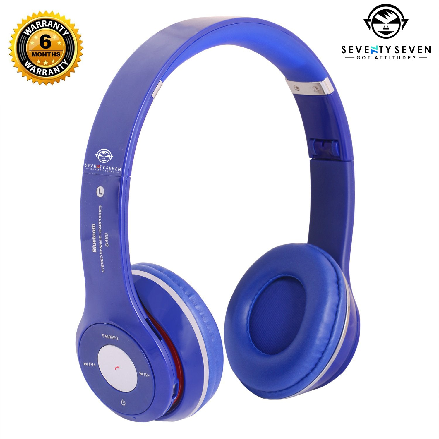 Booster 460 Solo Wireless Headphone