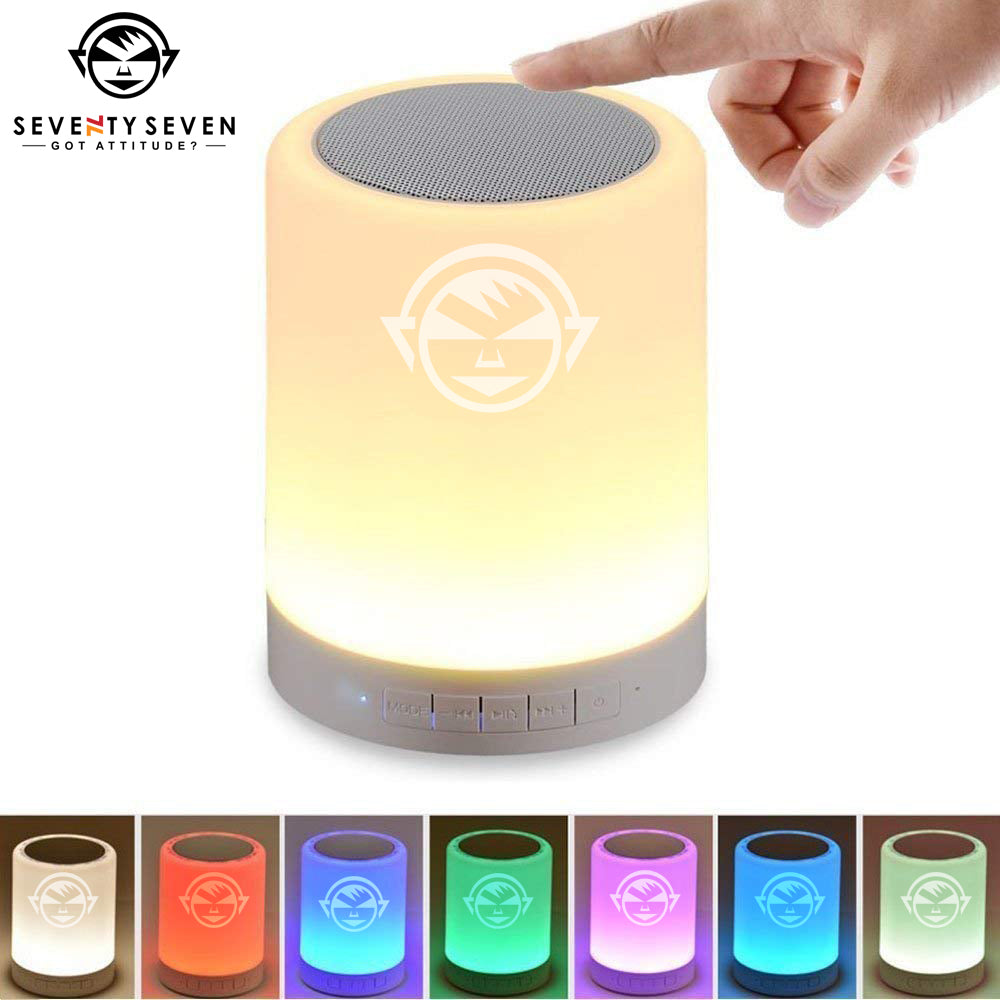 Touch Sensor Lamp Bluetooth Speaker