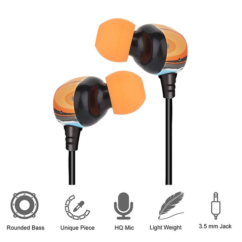 Seventy Seven E800 In-Ear Headphone