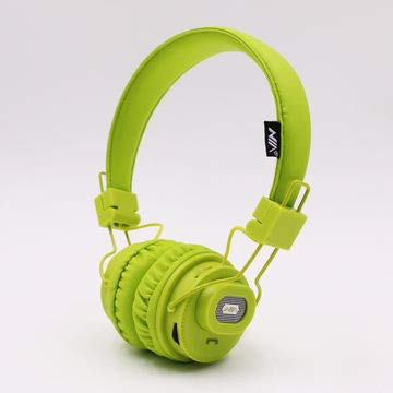 NIA X5SP 2 in 1 Speaker + Headphone (Yellow)