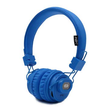 NIA X5SP 2 in 1 Speaker + Headphone (Blue)