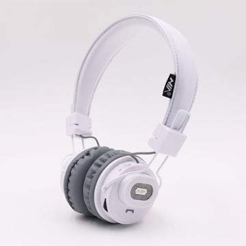 NIA X5SP 2 in 1 Speaker + Headphone (White)
