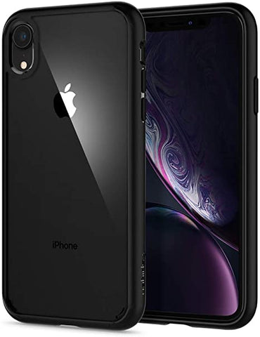 cover iphone xr nero opaco