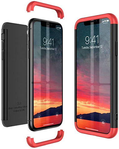 cover iphone xr 360 gradi