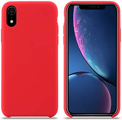 cover apple iphone xr silicone