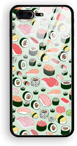 cover iphone 8 plus sushi