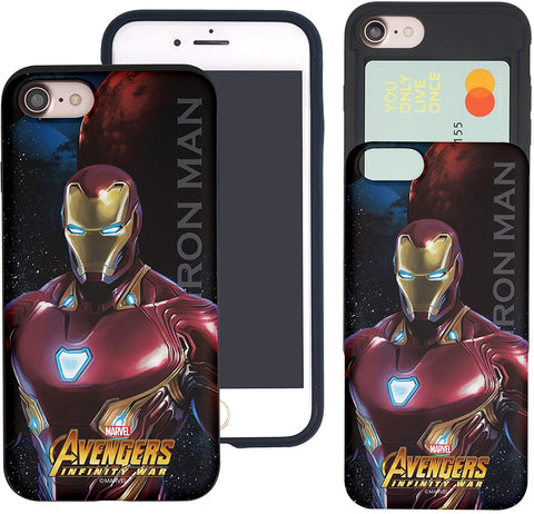 cover iron man iphone 8