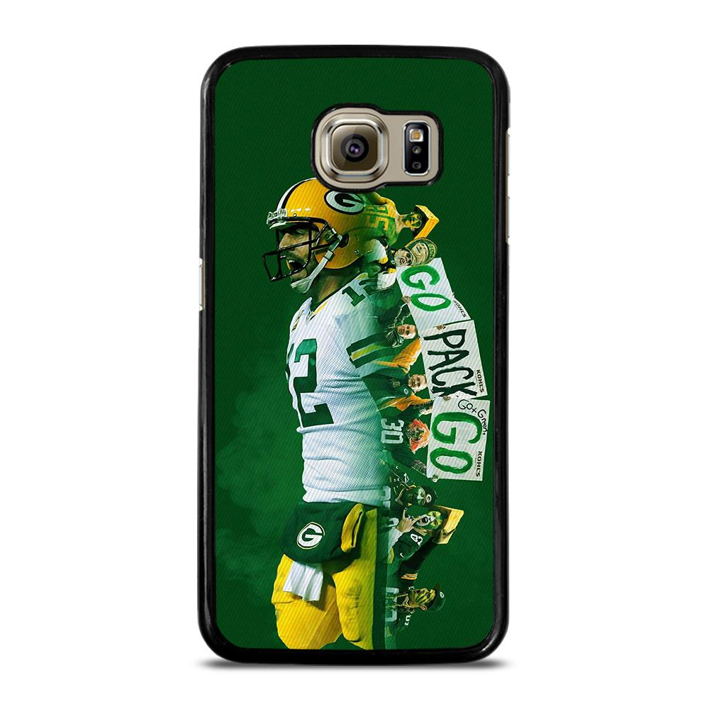 AARON RODGERS PACKERS Cover Samsung Galaxy S6