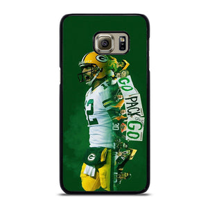 AARON RODGERS PACKERS Cover Samsung Galaxy S6 Edge Plus