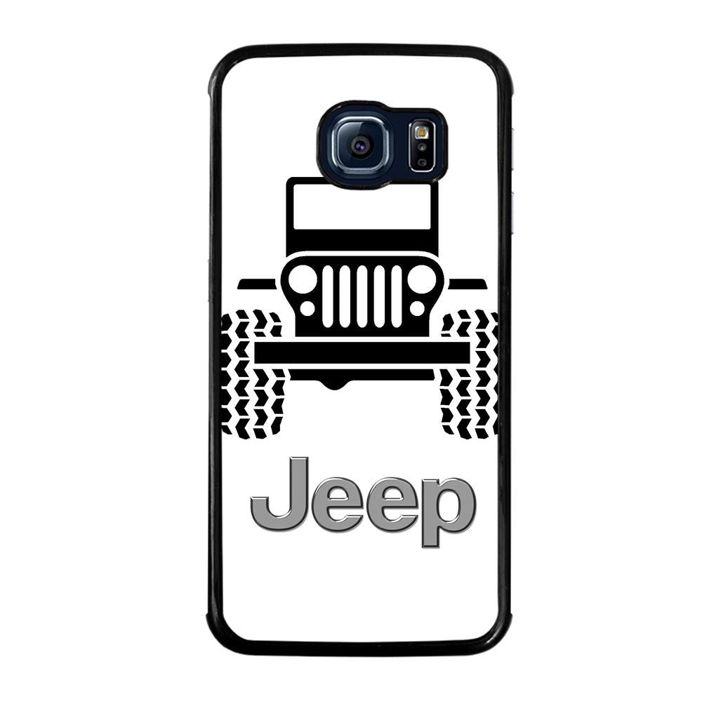 ABSTRACT JEEP Cover Samsung Galaxy S6 Edge