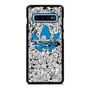 ADIDAS DOODLE DESIGN Cover Samsung Galaxy S10 Plus - bravocover