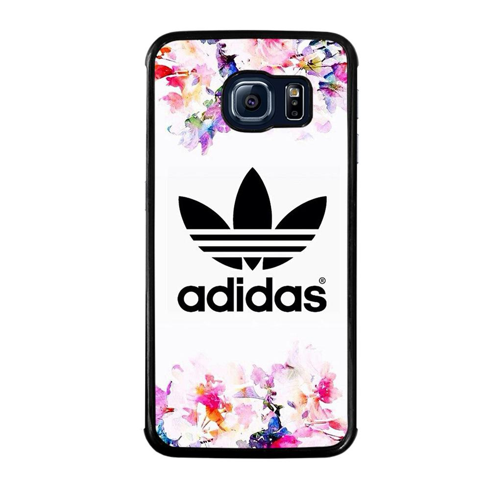 ADIDAS FLOWER ART Cover Samsung Galaxy S6 Edge