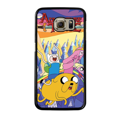 ADVENTURE TIME FINN AND JAKE Cover Samsung Galaxy S6