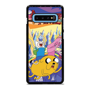 ADVENTURE TIME Finn and Jake Cover Samsung Galaxy S10 Plus - bravocover