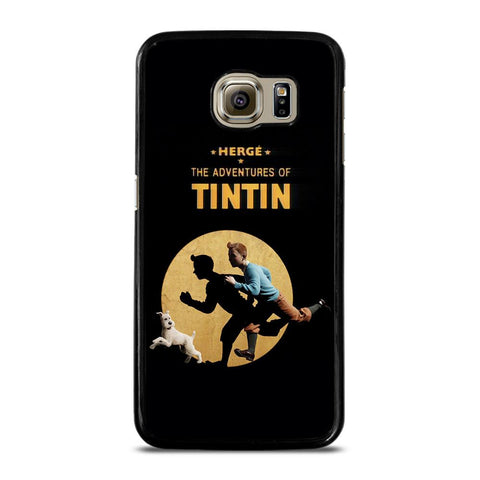 ADVENTURE OF TINTIN Cover Samsung Galaxy S6