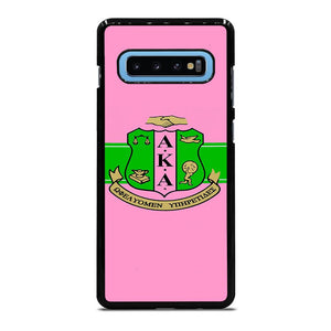 AKA PINK AND GREEN Cover Samsung Galaxy S10 Plus