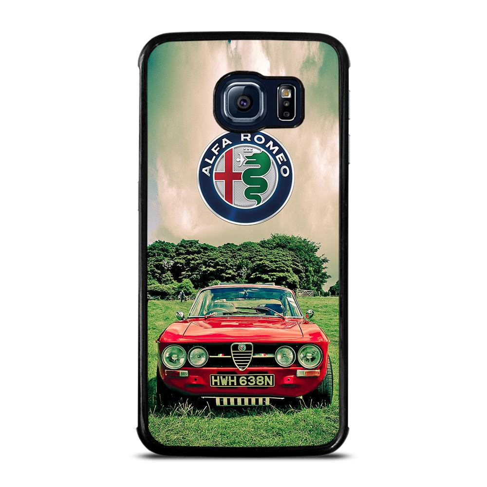 ALFA ROMEO CAR STYLE Cover Samsung Galaxy S6 Edge