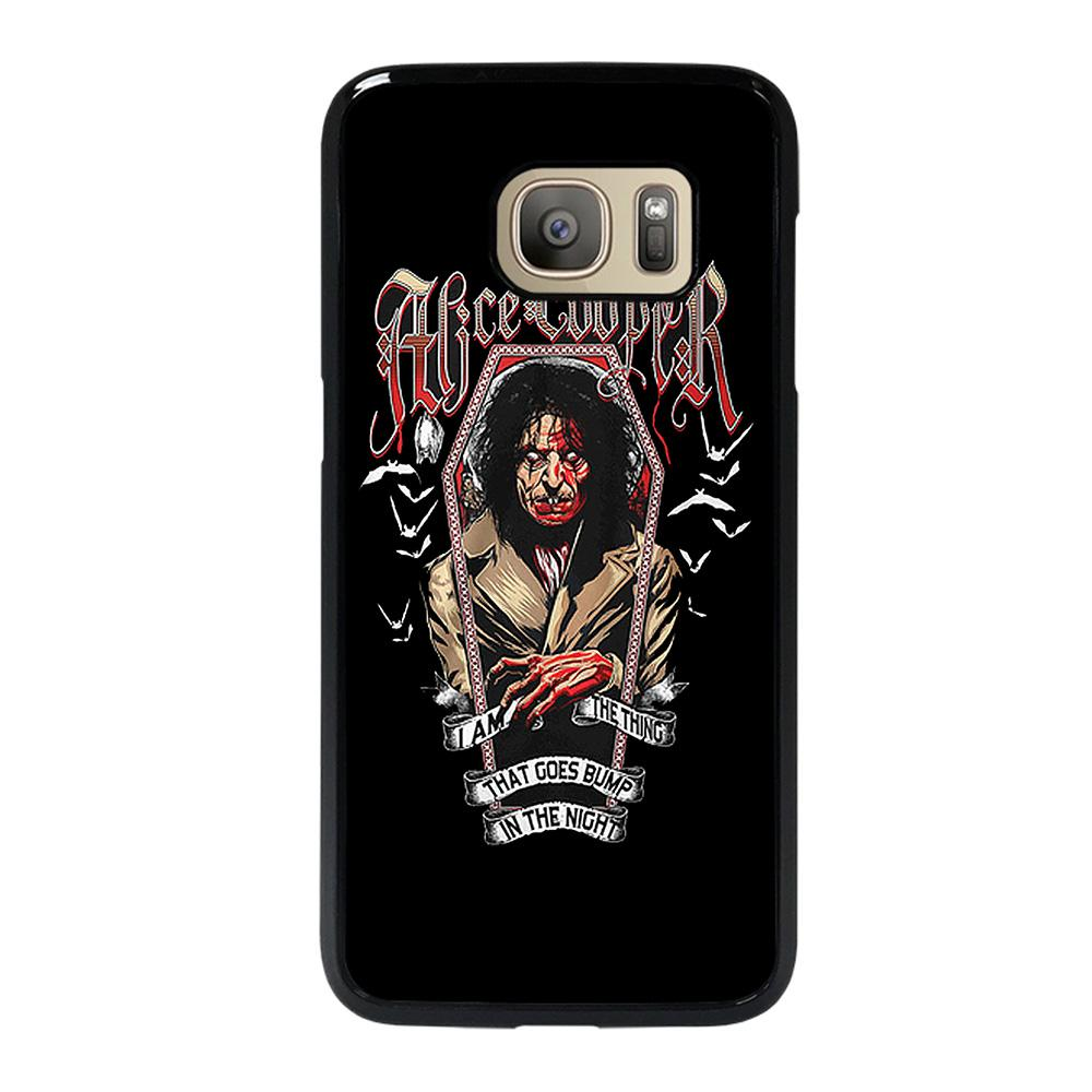 ALICE COOPER Cover Samsung Galaxy S7 cover