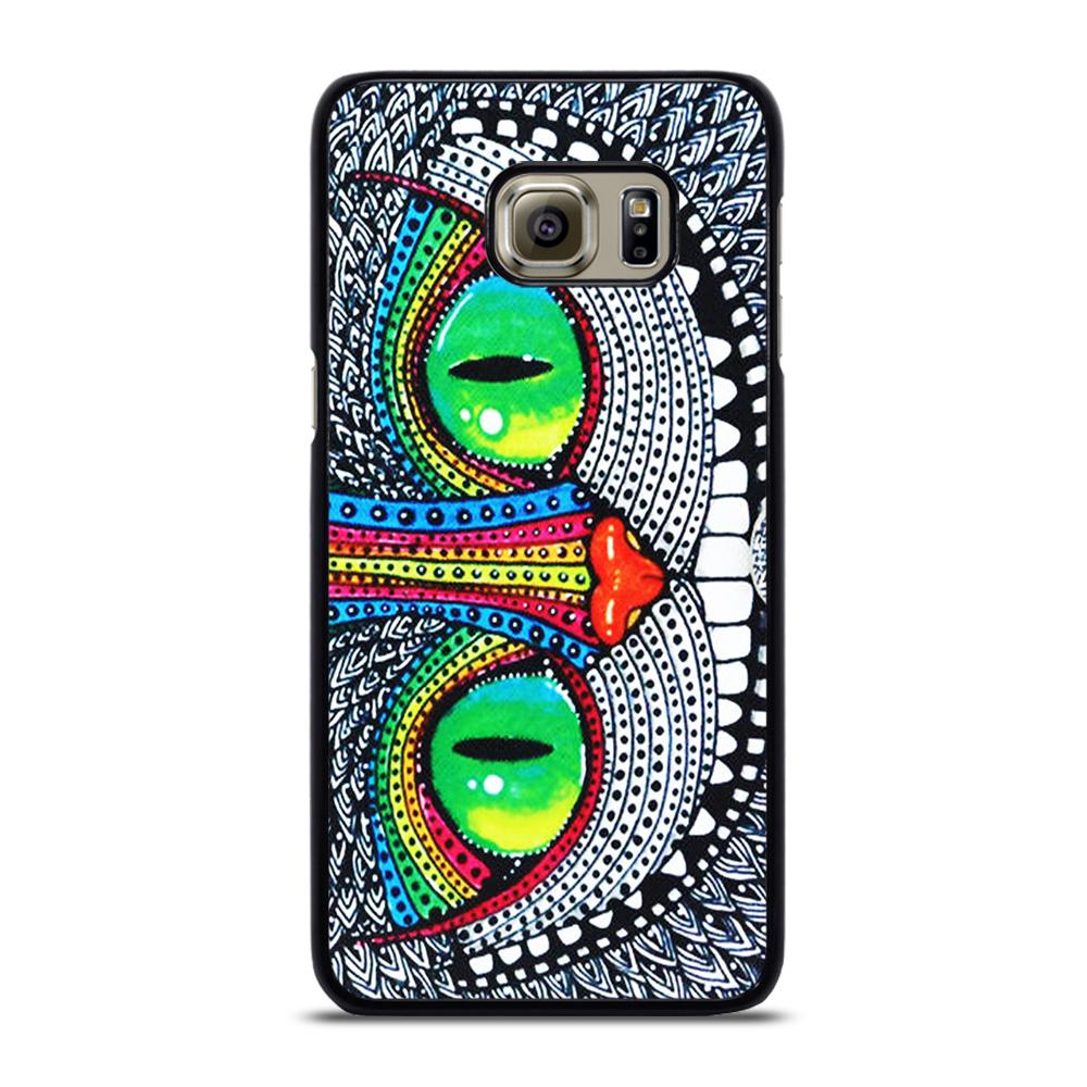 ALICE IN WONDERLAND CHESHIRE CAT Cover Samsung Galaxy S6 Edge Plus