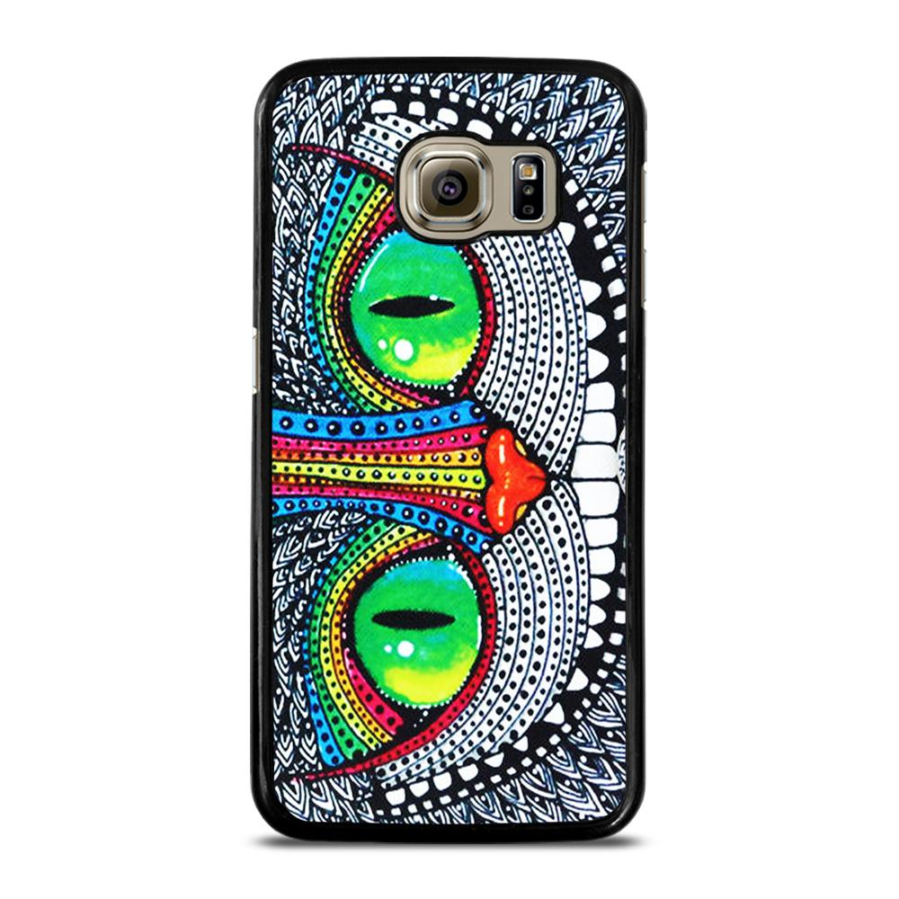 ALICE IN WONDERLAND CHESHIRE CAT Cover Samsung Galaxy S6