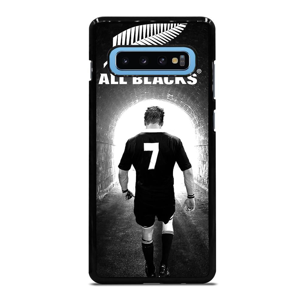 ALL BLACKS NEW ZEALAND RUGBY Cover Samsung Galaxy S10 Plus - bravocover
