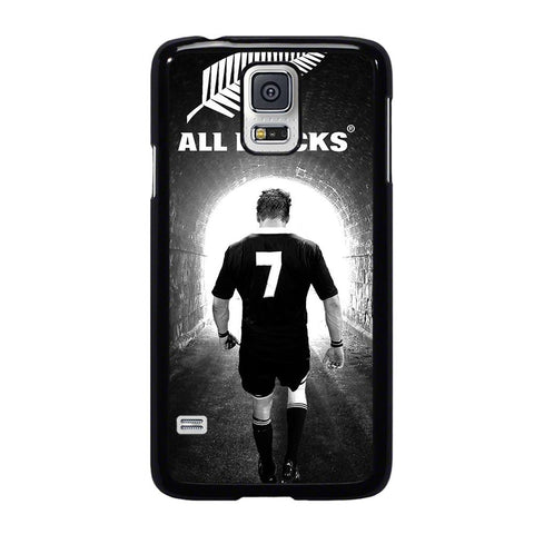 ALL BLACKS NEW ZEALAND RUGBY Cover Samsung Galaxy S5
