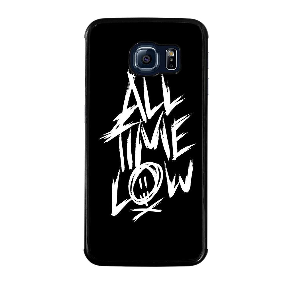 ALL TIME LOW LOGO Cover Samsung Galaxy S6 Edge
