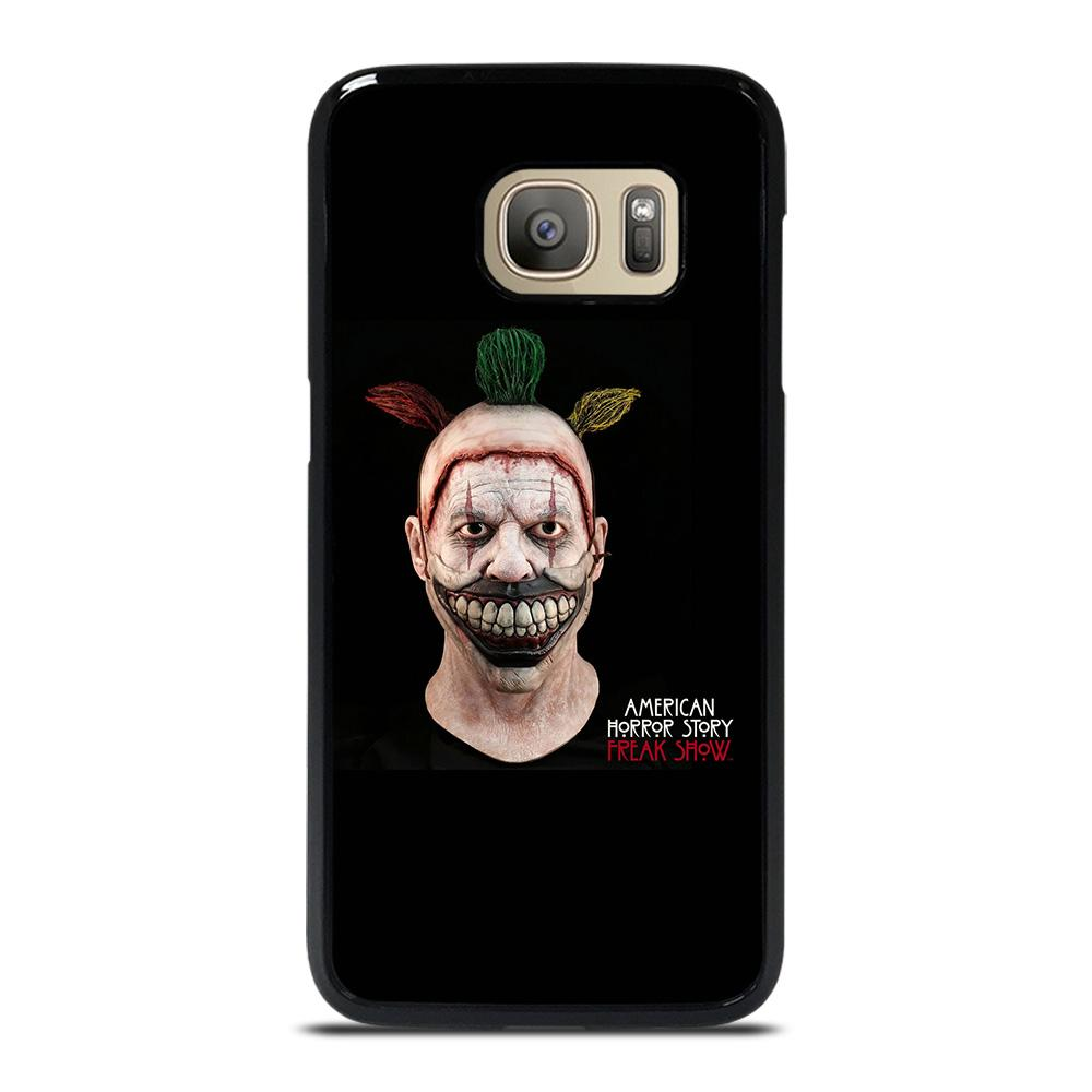 AMERICAN HORROR STORY TWISTY THE CLOWN MAS 1 Cover Samsung Galaxy S7 cover