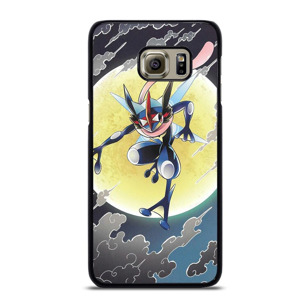 ASH GRENINJA POKEMON Cover Samsung Galaxy S6 Edge Plus